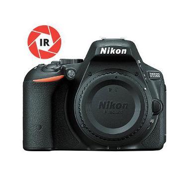 Standard IR (720nm) Converted Nikon D5500 DSLR Camera