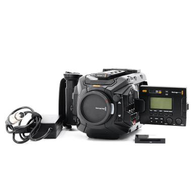 Blackmagic URSA Mini Pro 4.6K G2 EF Mount Cinema Camera