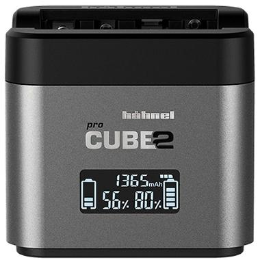 ProCube2 Dual Nikon EN-EL15 Battery Charger