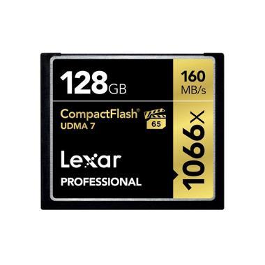 Lexar 128GB CF 1066x Memory Card