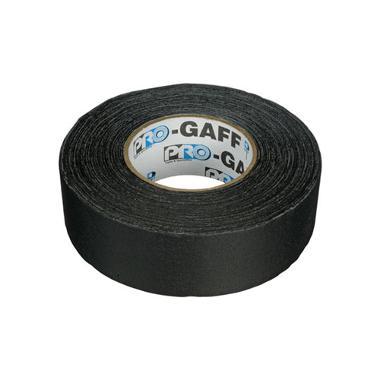 "General Brand Pro-Gaffer Vinyl Tape (Black) - 2"" x 50 Yards"