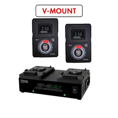 Core SWX HyperCore RED V-Mount Battery Kit