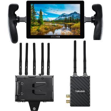 SmallHD 702 Monitor/Teradek Bolt 4K LT 750 Set