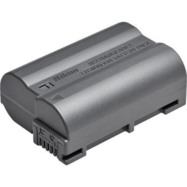 Extra Nikon EN-EL15b Battery