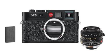 Street Photography (Compact) Essentials Package - Leica