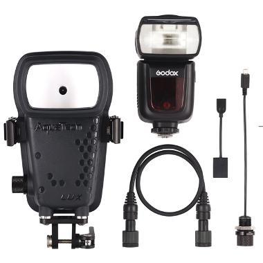 AquaTech Nikon Flash Lux Underwater Kit