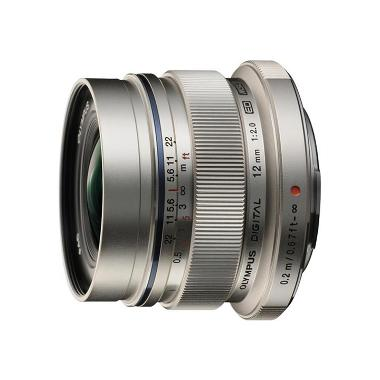 Olympus M.Zuiko 12mm f/2.0 Wide-Angle Lens for Micro 4/3