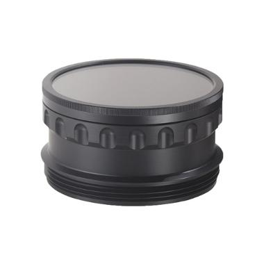 AquaTech P-80 Underwater Lens Port
