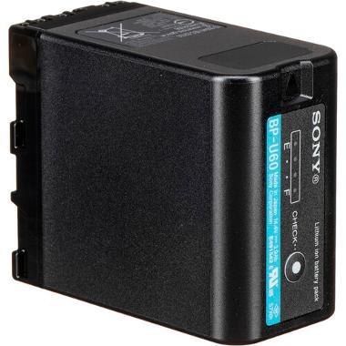 Extra Sony BP-U60 Battery