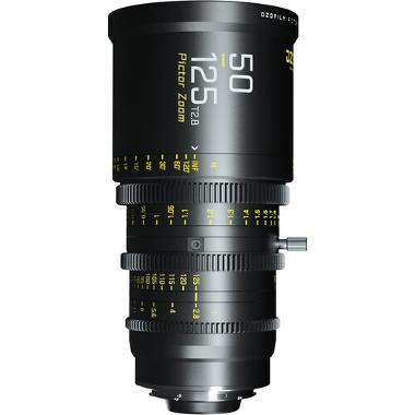 DZO Pictor 50-125mm T2.8 EF Mount Parfocal Lens