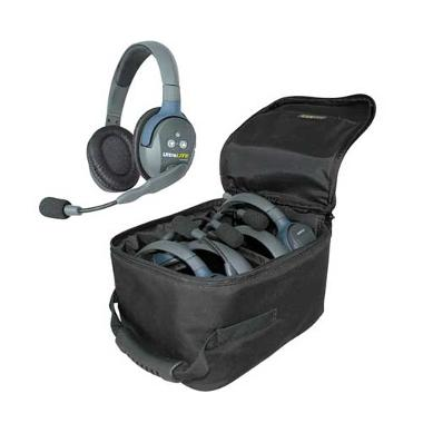 Eartec UltraLITE 4-Person Headset System