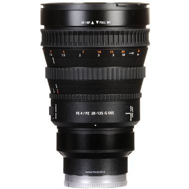 Sony PZ 28-135mm f/4 G OSS