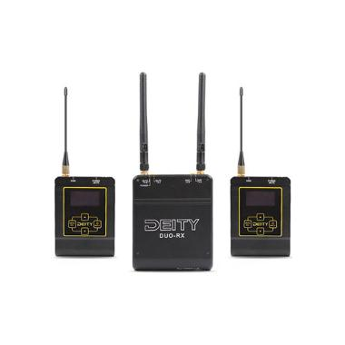 Deity Connect Dual-Channel Wireless System (2.4 GHz)