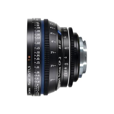 Zeiss CP.2 85mm T1.5 Speed Lens for Canon EF Mount