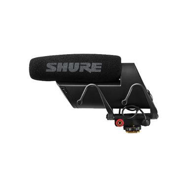 Shure VP83F LensHopper Shotgun Microphone