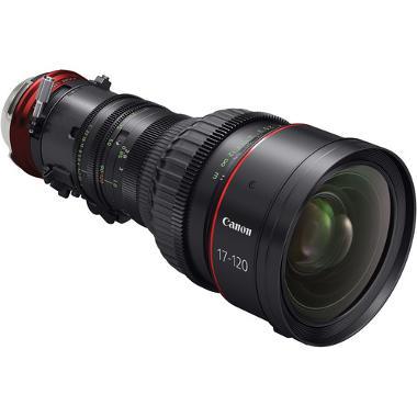 Canon CN7x17 KAS S 17-120mm T2.95