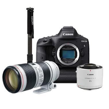 Canon 1D X Mark III Sports/Wildlife Support Kit