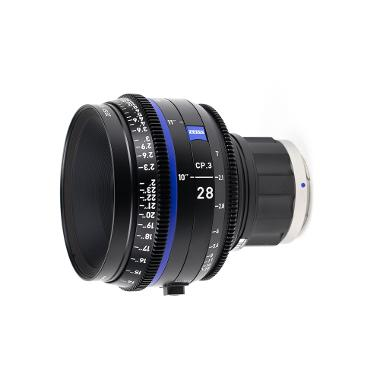 Zeiss CP.3 28mm T2.1 Lens for Sony E Mount