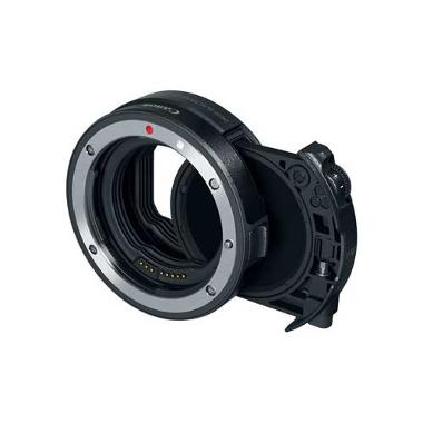 Canon EF/EF-S Lens to Canon EOS R Camera ND Filter Adapter