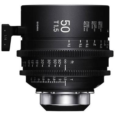 Sigma 50mm T1.5 PL Mount Cine Lens