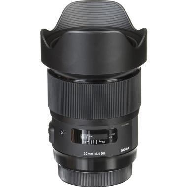 Sigma 20mm f/1.4 Art EF Mount