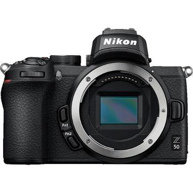 Nikon Z50 Mirrorless Digital Camera