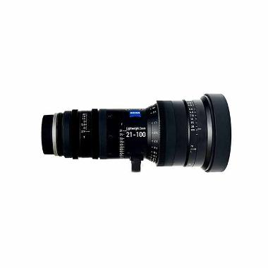 Zeiss LWZ.3 21-100mm T2.9 Lens for Canon EF Mount