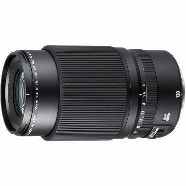 Fuji GF 120mm f/4 R LM OIS WR Macro Lens