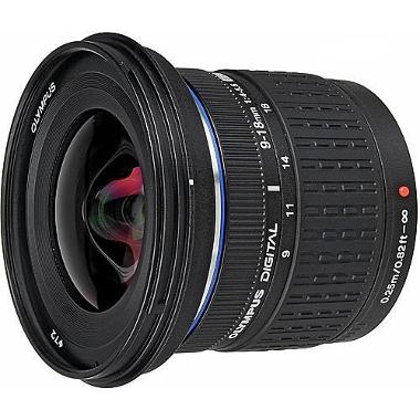 Olympus 9-18mm f/4-5.6 ED Zoom Lens