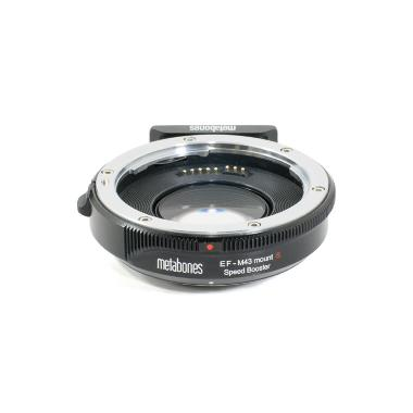 Canon EF Lens to Micro Four Thirds Metabones Speed Booster S