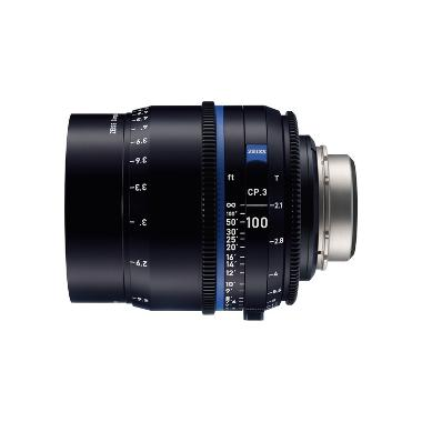 Zeiss CP.3 100mm T2.1 Lens for PL Mount