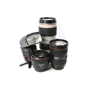 Wedding Essentials Package (No Body) - Canon