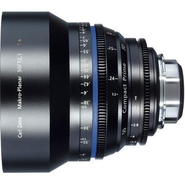 Zeiss Compact Prime CP.2 50mm/T2.1 Makro for PL Mount