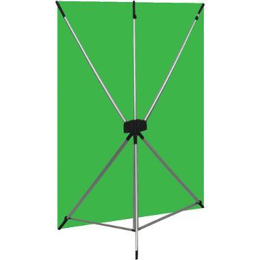 Westcott 5 x 7 Green Screen X-Drop Kit