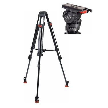 Sachtler 0750 FSB-8T Tripod Kit