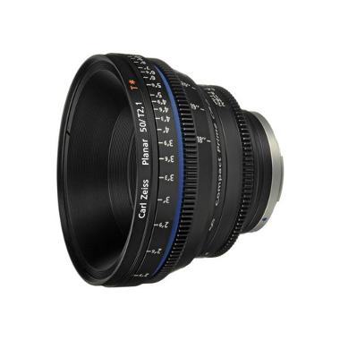 Zeiss Compact Prime CP.2 50mm/T 2.1 EF Canon Mount