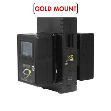 Core SWX HyperCore HC9 Mini Gold Mount Battery Kit