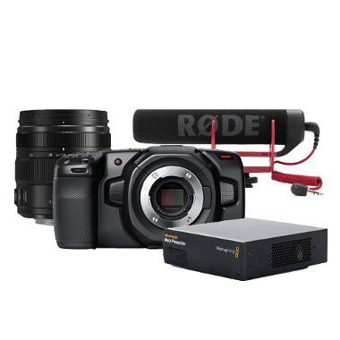 Blackmagic Streaming/Broadcast Essentials Kit