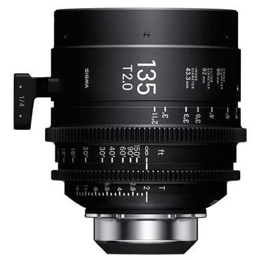 Sigma 135mm T2 Cine PL Mount