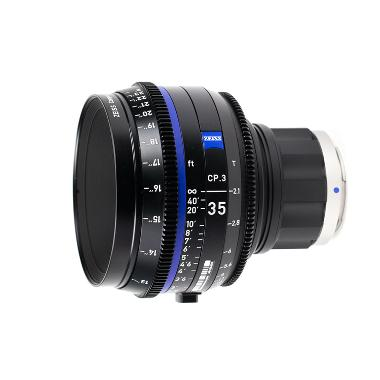 Zeiss CP.3 35mm T2.1 Lens for Sony E Mount
