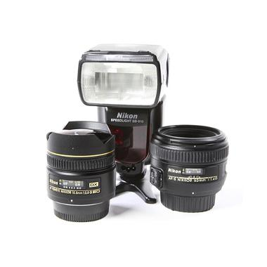 Nikon Lens Pets and Portraits Package