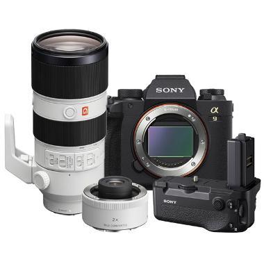 Sony a9 II Sports/Wildlife Kit