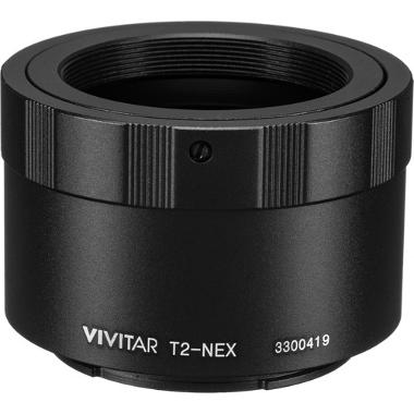 Vivitar T-Mount to Sony E Adapter