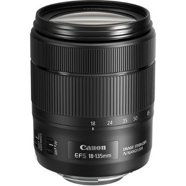 Canon EF-S 18-135mm f/3.5-5.6 IS Nano