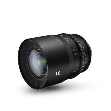 Tokina Cinema 18mm T1.5 Vista Prime EF Mount Lens