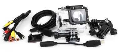 GoPro HERO3 Video/Audio Package