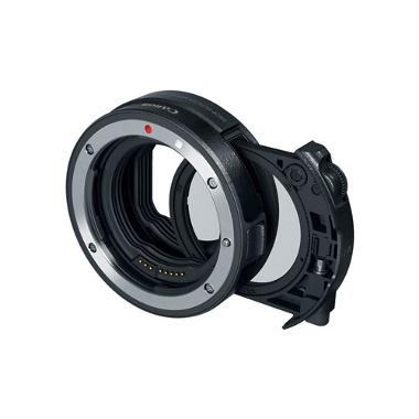 Canon EF/EF-S Lens to Canon EOS R Camera Polarizing Filter Adapter