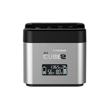 ProCube2 Dual Canon LP-E17 Battery Charger