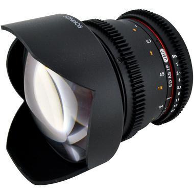 Rokinon 14mm T3.1 Cine Lens for Canon