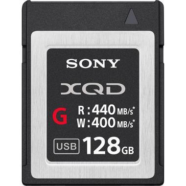 Sony 128GB XQD 440MB/s Card
